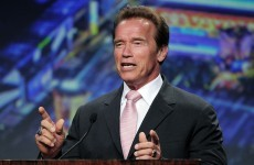 Schwarzenegger to film comeback movie in New Mexico