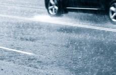 Goodbye bank holiday- hello rain warnings and wet commutes
