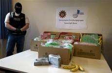 Huge stash of cocaine found in Aldi banana boxes AGAIN