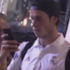 Real Madrid fans asked Gareth Bale to take their photo at the weekend