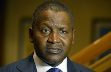 Africa's richest man is interested in buying out Arsenal