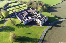 Doesn't Carlow look only gorgeous in this drone footage?