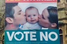 The couple featured in the No posters are 'appalled' at their image being used