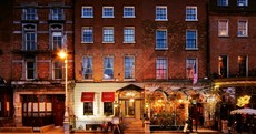 One of Dublin's swankiest nightspots is up for sale