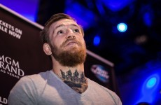 UFC champion has 'nothing but love' for Conor McGregor