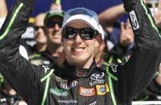 NASCAR driver loses driving licence for 45 days... for speeding
