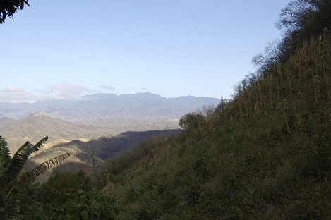 File photo of a view in Nicaragua