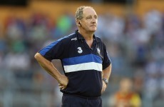 'When the Titanic left Belfast, it was in a good place and when I left Waterford hurling, it was in a good place as well'
