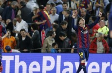Messi reminiscent of Pele in 1970 and more Champions League talking points