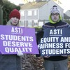 Teachers to protest outside school gates today against Junior Cert reforms