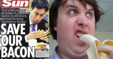 11 of the finest face-stuffing selfies in support of Ed Miliband