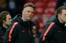 A Man United legend has backed Van Gaal to succeed at the club