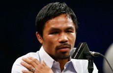 Could this latest development pave the way for a Pacquiao-Mayweather rematch?