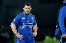 Healy set for neck 'investigations' after missing out on Treviso game