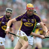 48 week ban overturned, back with Wexford and all set for summer hurling