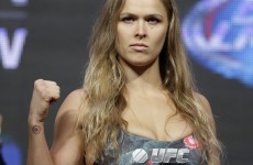 How Ronda Rousey became 2015's most dominant athlete