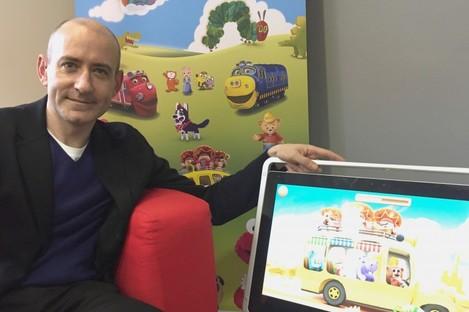 StoryToys CEO Barry O'Neill