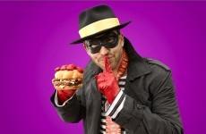 Eh, look what McDonald's has done to the Hamburglar
