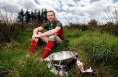 Mayo's football captain was never forced to stop playing hurling