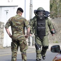Bomb squad deals with viable device in Tallaght