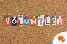Everyone has a skill to share, even if they don't shout about it... why not volunteer?