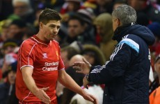 'I tried to bring Gerrard to Chelsea, Inter and Real Madrid'