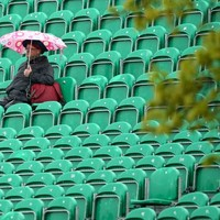Fans left soaked and short-changed by Friday's washout given free tickets