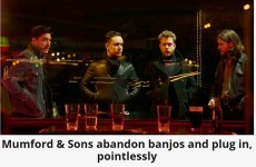 6 reviewers who absolutely hated Mumford & Sons' new album