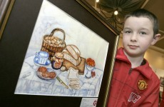 Irish teen's award-winning painting to go on show in Milan