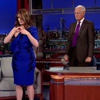 Tina Fey hailed a hero for stripping down to her Spanx on TV