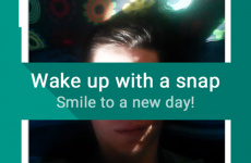 This new nightmare alarm clock won't switch off until you take a selfie