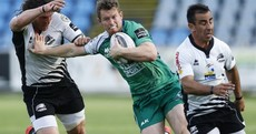 Connacht back up to 6th place in Pro12 with 6 tries in win over Zebre