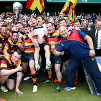 Ruddock's 'next minute' mantra helped Lansdowne on road to glory