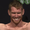 Fighter breaks UFC rules by having sponsor's logo spray-tanned on his chest