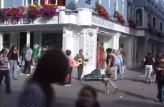 Ed Sheeran's adorable new video shows him busking in Galway as a kid