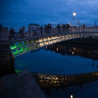 Man dies after falling into River Liffey