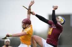 Antrim hurlers take a hammering from Westmeath while Laois see off Carlow
