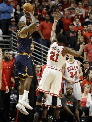 The Cavs' coach nearly ruined that breathtaking LeBron James buzzer-beater
