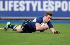 Leinster fans might be about to see a lot more of Garry Ringrose and some other young guns