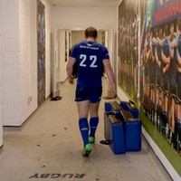 Gordon D'Arcy's last home club game... might not have actually been his last home club game