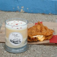 This candle smelling like a KFC chicken burger is VERY popular