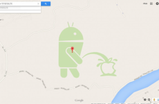A peeing droid has caused Google to suspend its map editing service