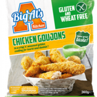 Recall of chicken goujons over fears they may contain hard plastic pieces