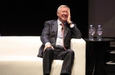 Alex Ferguson and the BBC finally settle their differences