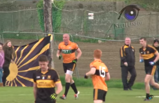 Kieran Donaghy looked virtually unplayable in the Kerry league final last weekend