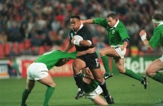 It's Jonah Lomu's 40th today... and he is still younger than Brad Thorn!