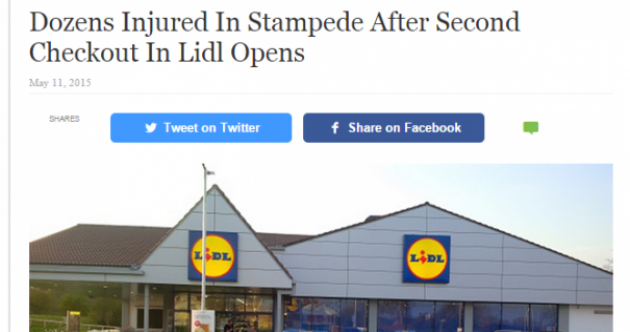 Waterford Whispers just fooled one of Germany's biggest news magazines