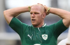 O'Connell to captain Ireland against England in final World Cup warm-up