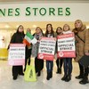 Dunnes Stores agrees to pay rise but workers say that's not good enough