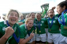 Ireland will host the Women's Rugby World Cup in 2017